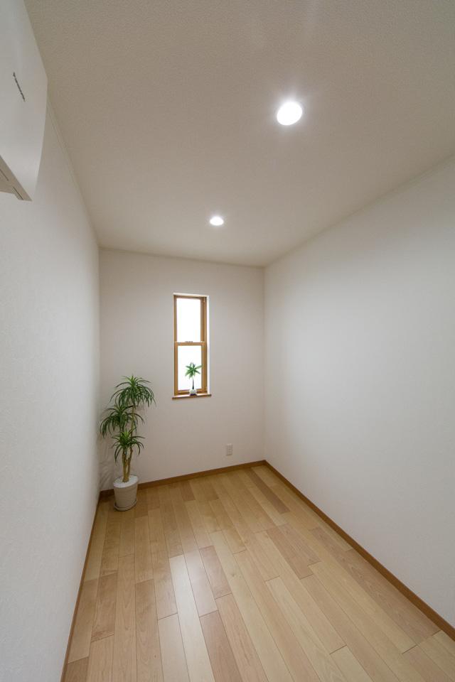 2階納戸。
