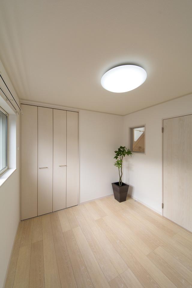 1階寝室(4.87帖)