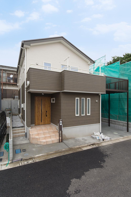 繰り返しの地震から大切な家族・建物・財産を守る制振装置「GMAS(ジーマス)」を設置した安心の住まい。