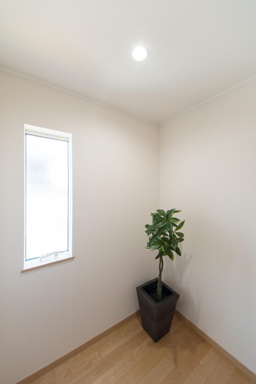 2階書斎/誰にも邪魔されない自分だけの静かな空間。