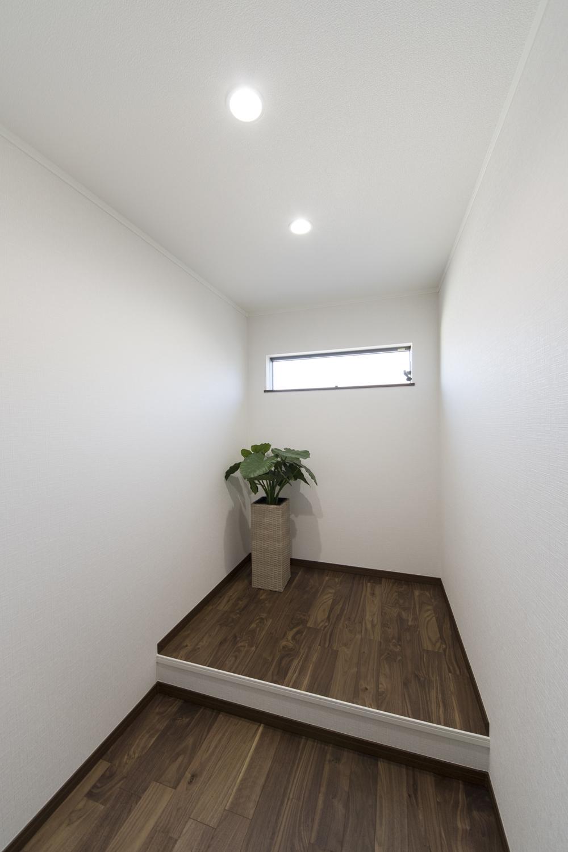2階納戸スペース。