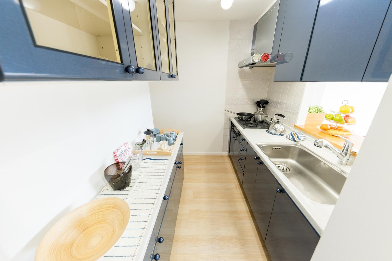 キッチン/浄水器付水栓・ガスコンロ・レンジフード交換