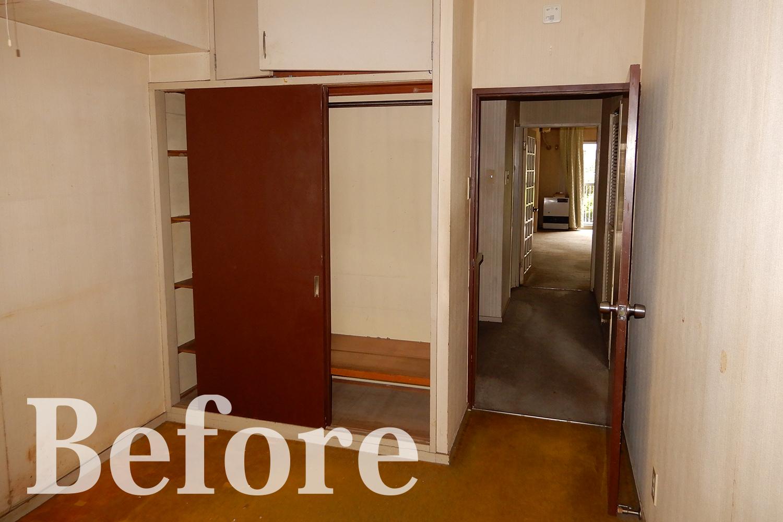 Before/洋室