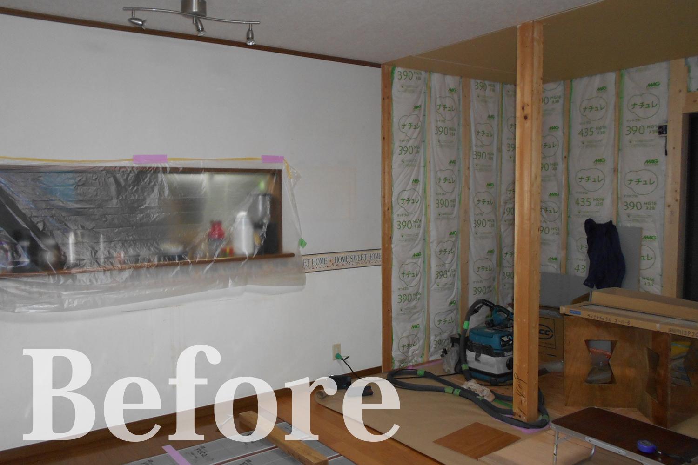 Before/リビング