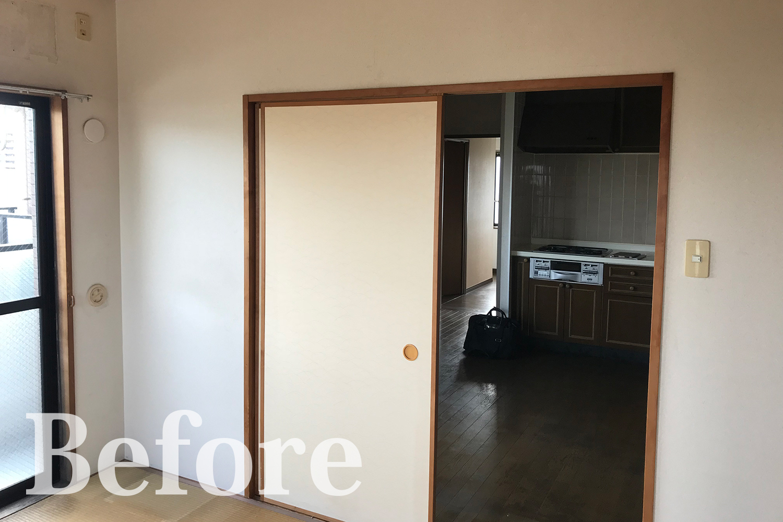 Before/和室