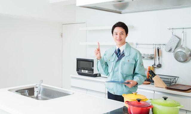 キッチンのお悩み解決!キッチンリフォーム術